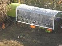 Glass Clear PVC Tarpaulins, Market Stalls And Temporary Windows